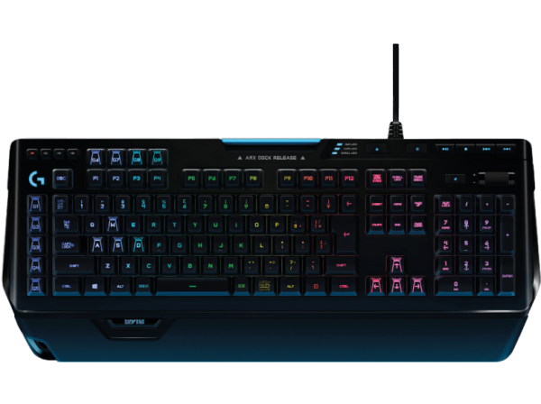 Logitech G910 Orion Spectrum, Gaming-Tastatur, Mechanisch, Logitech Romer G