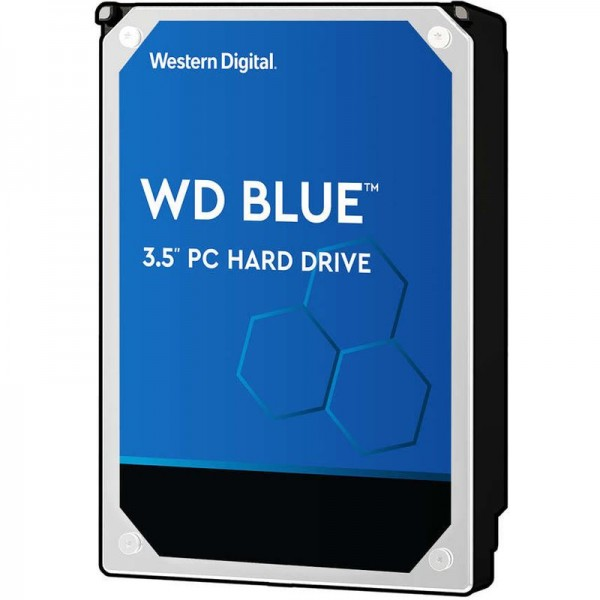 "6000GB WD Blue WD60EZAZ 256MB 3.5"" SATA 6GB/s"