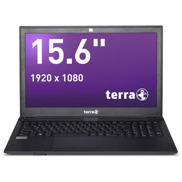 TERRA MOBILE 1515, i5-8250U, 4GB RAM, 240GB SSD, Office, Studium, Laptop
