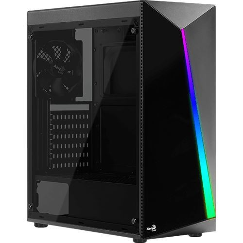 Aerocool Shard (RGB, Midi-Tower)