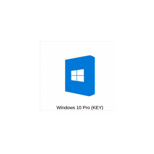Microsoft Windows 10 Professional OEM Key